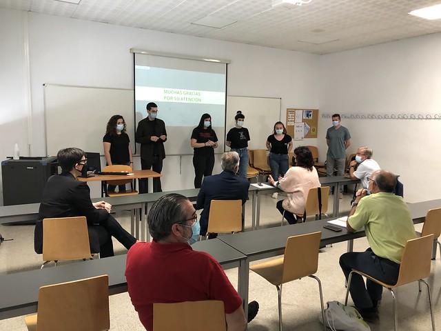 Presentación Trabajo Practicum Facultad de Ciencias Sociales