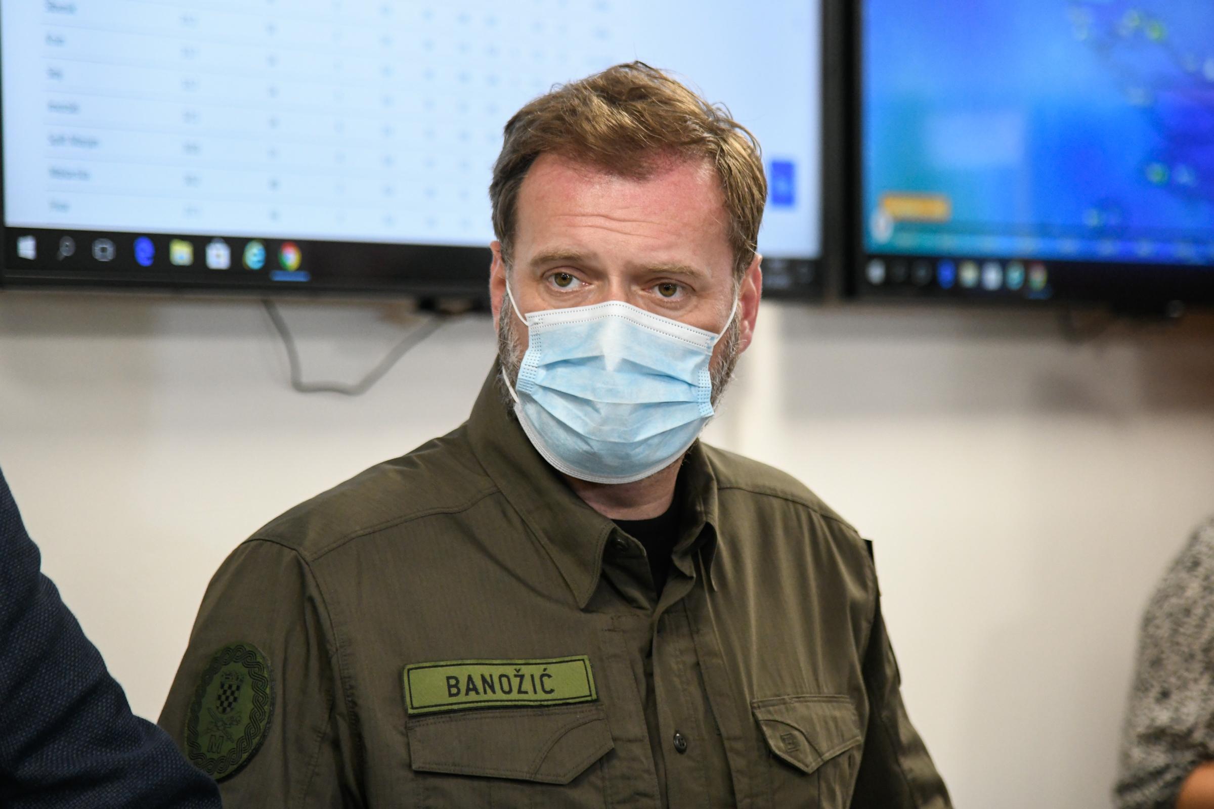 Predstavljen rad Operativnog vatrogasnog zapovjedništva u Divuljama