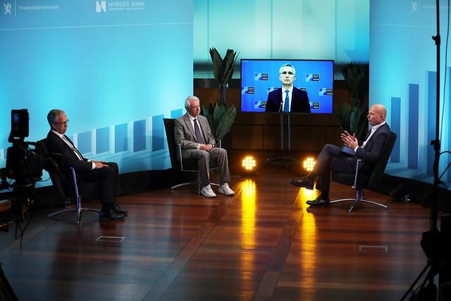 Photo:Statens pensjonsfond utland 25 år By Finansdepartementet