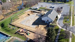 Demolition of North Creek pool [06]