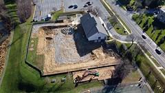 Demolition of North Creek pool [05]