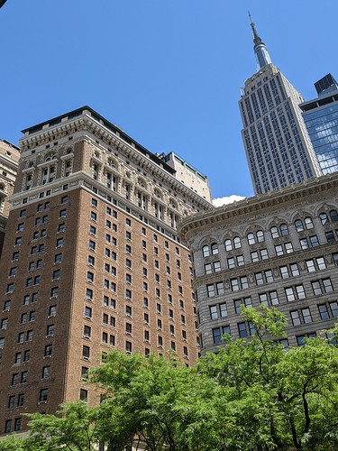 Greeley Square Buildings