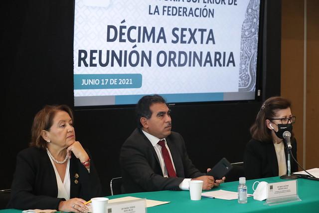 17/06/2021 Comisión De Vigilancia De La Auditoría Superior De La Federación