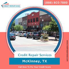 Credit Repair in Mckinney, TX