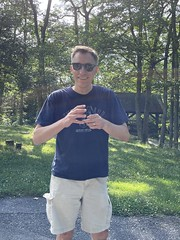 John at Catoctin Quaker Camp