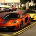 EX 766 M, McLaren,  Marina Mandarin Hotel, Singapore, October 10th 2018