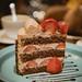 210626 Chocolate shortcake at Ma Maison