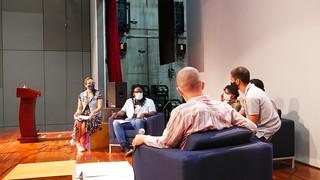 Diálogos ciudadanos - Turismo comunitario, comuna 6