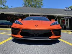2021 Corvette