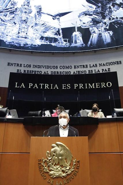30/06/2021 Intervención Tribuna Dip Marco Antonio Medina Pérez