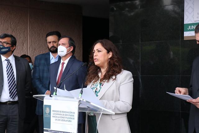 28/06/2021 Entrega De Actas De Mayoría De Elecciones 2021