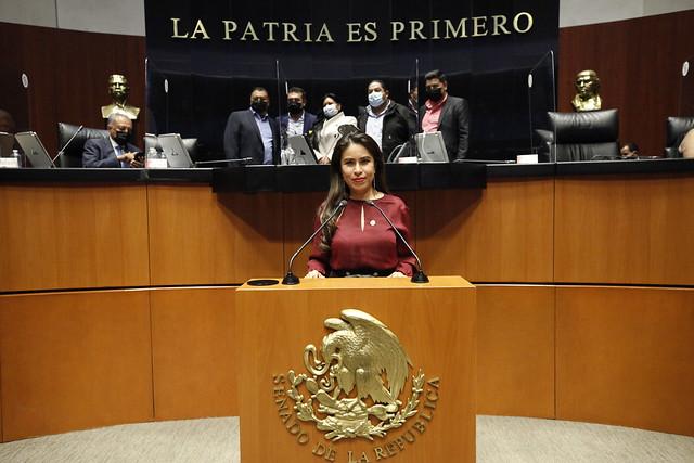 30/06/2021 Tribuna Diputada Sandra Simey Olvera Bautista