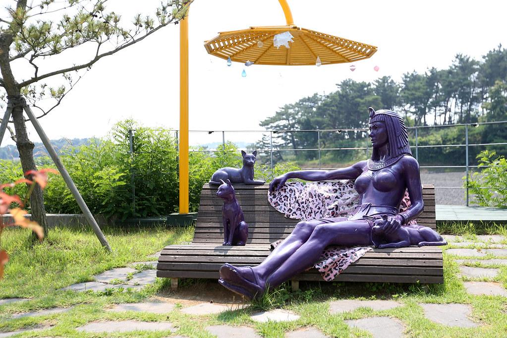 유리섬 미술관