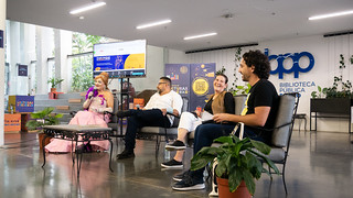 Charla diversidad en Medellín. Pasado y presente - BPP