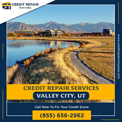 Credit Repair West Valley, UT