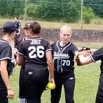 26 juin 2021 - SLDR Black Rickers VS Merchtem Cats