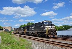 2021 06-23 1518-2 NS AC44C6M-4304 S/B 203, Berryville, VA