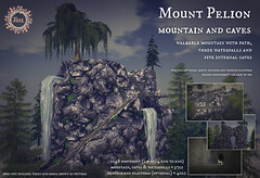 Jinx - Mount Pelion Mountain and caves - coming soon to We Love RPand Caves - Poster