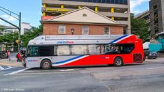WMATA Metrobus 2020 New Flyer Xcelsior XN40 #3289