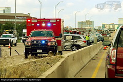 Incident:US75 S. @ Campbell Rd. Richardson TX 06/30/2021