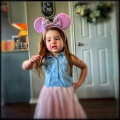 Harper,the Birthday girl. 3 yrs. old🎂😁