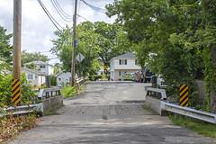 Wooden Bridge over New Creek, Midland Beach