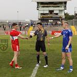 Derry v Monaghan UMFC Final 2020