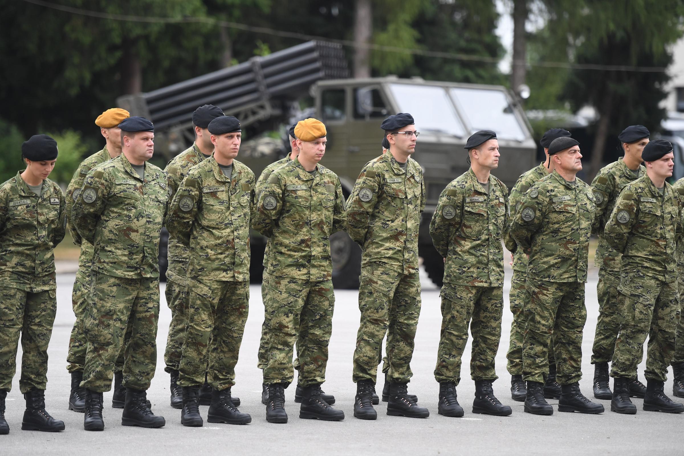 Svečani ispraćaj 8. HRVCON-a u Republiku Poljsku