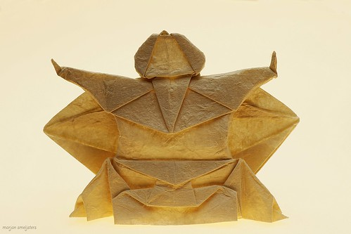 Origami Sumo Wrestler (Hiroshi Kumasaka)