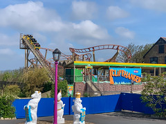 Photo 6 of 30 in the Day 4 - Blackgang Chine, Pirates Cove Fun Park, South Parade Pier and Clarence Pier album
