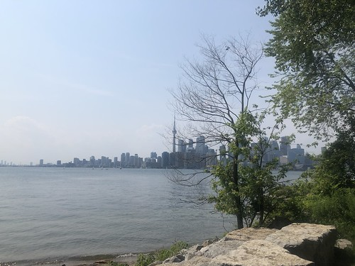 Toronto from the Islands