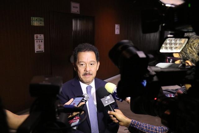 06/07/2021 Entrevista Coordinador Ignacio Mier Velasco