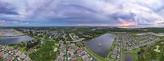 Ruskin Mira Largo Shoreline Panorama