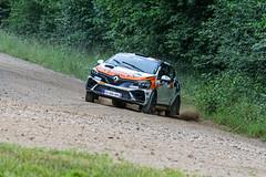 2021 ERC Rally Liepaja