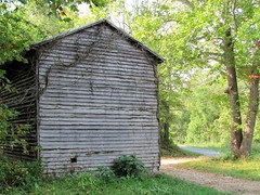 Campbell County Tobacco Barn