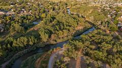 Jordan River from 5400 South to Vine Street