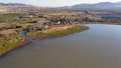 Beginning of the Jordan River, at Utah Lake #2