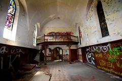 Lost Place Kerk