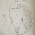 Half Moon by Amerbpaw