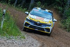 2021 ERC Rally Liepaja Clio Trophy
