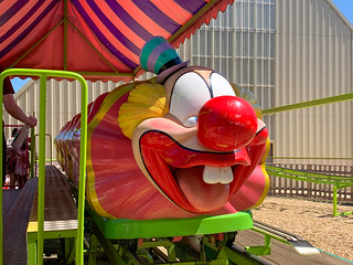 Photo 5 of 5 in the Clown Coaster gallery