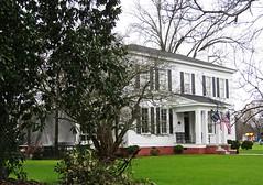Amis-Bragg House, Jackson NC