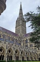Salisbury Cathedral 2021