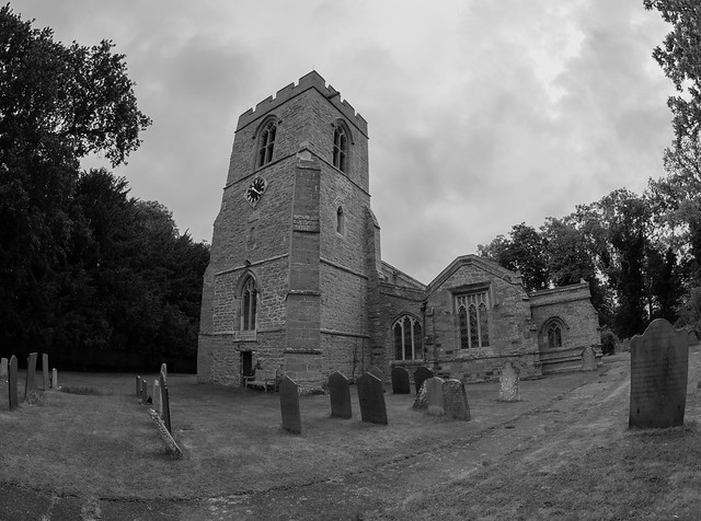 Yelvertoft Church.