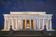 Abraham Lincoln Memorial, Washington DC