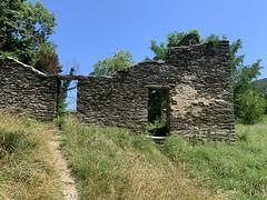 Ruins of Episcopal church