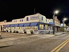 Mykonos Restaurant, 687 Dodecanese Boulevard, Tarpon Springs, Florida, USA / Building Built: 1951 / Floors: 1 / Exterior Wall: Concrete Block/Stucco