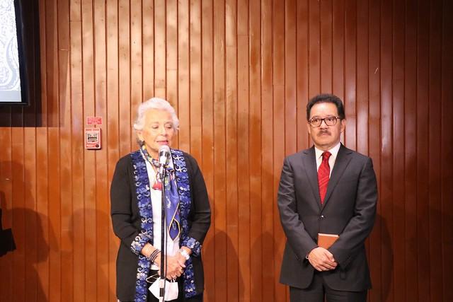 13/07/2021 Conferencia De Prensa Secretaria De De Gobernación Olga Sánchez Cordero