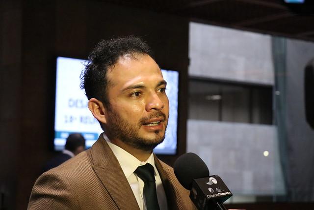 13/07/2021 Entrevista Diputado Miguel Prado De Los Ángeles