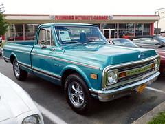 1969 Chevy Custom/10
